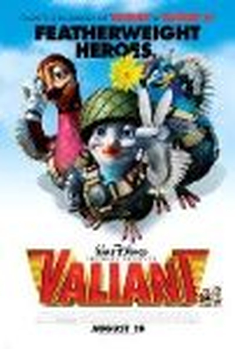 """Unlikely Pigeon Becomes a Hero in Delightful """"Valiant"""""""