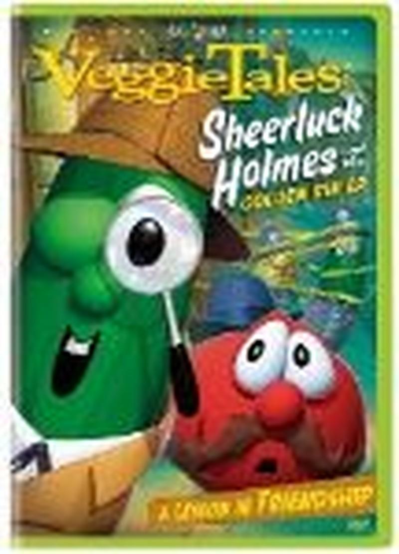 "Measure of Friendship Found in Veggies' ""Sheerluck Holmes"""