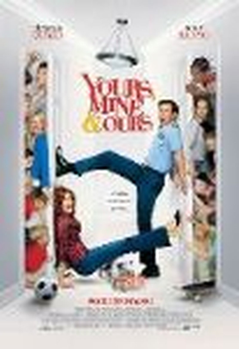 """Few Laughs to Be Found in """"Yours, Mine & Ours"""" Remake"""