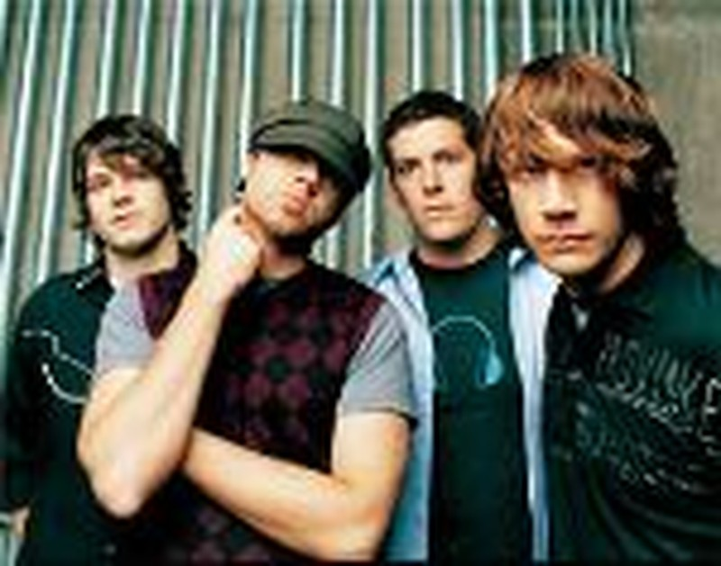 Audio Adrenaline:  Going Out With a Bang