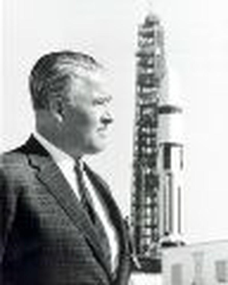 Profiles in Christianity & Science: Wernher von Braun