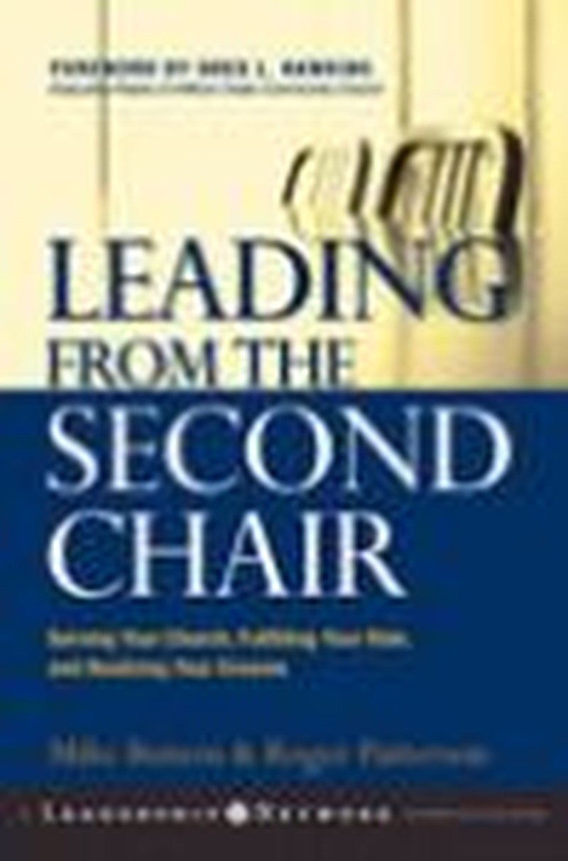 How to Serve Well as a 'Second Chair Leader'