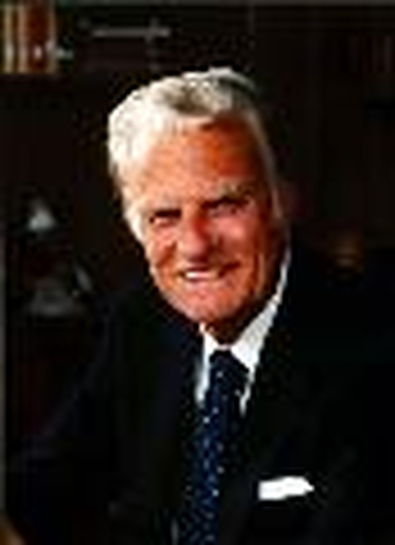 Hunger Grows as Billy Graham's  Mission in San Diego Nears