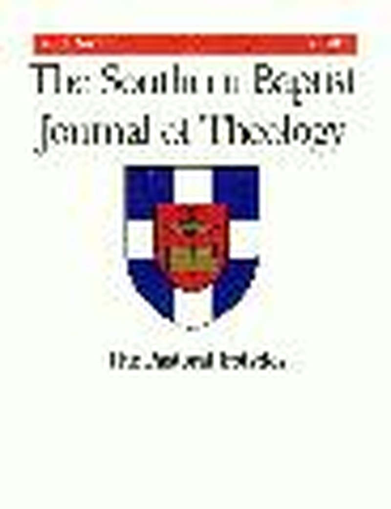 Pastoral Epistles' Relevance is Theology Journal's Focus