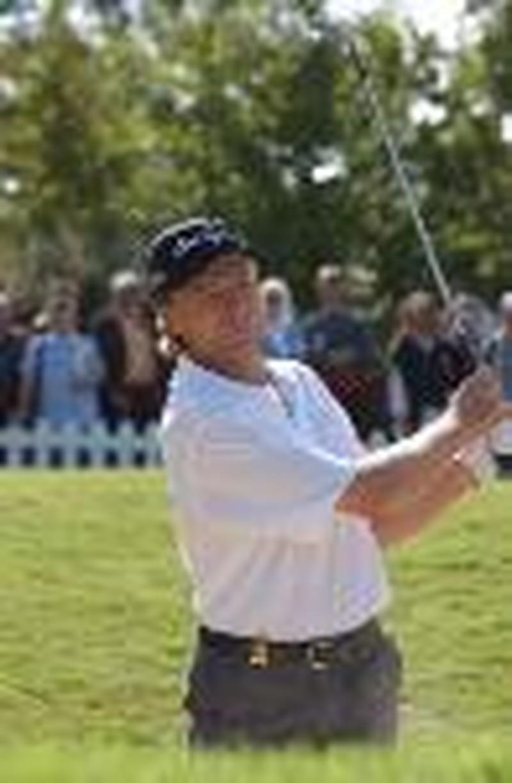 Golfer Bernhard Langer Finds His Master at the Masters