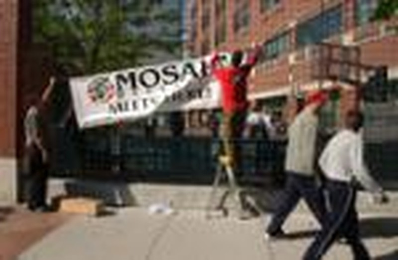 Pastor Starting Mosaic Manhattan near Ground Zero