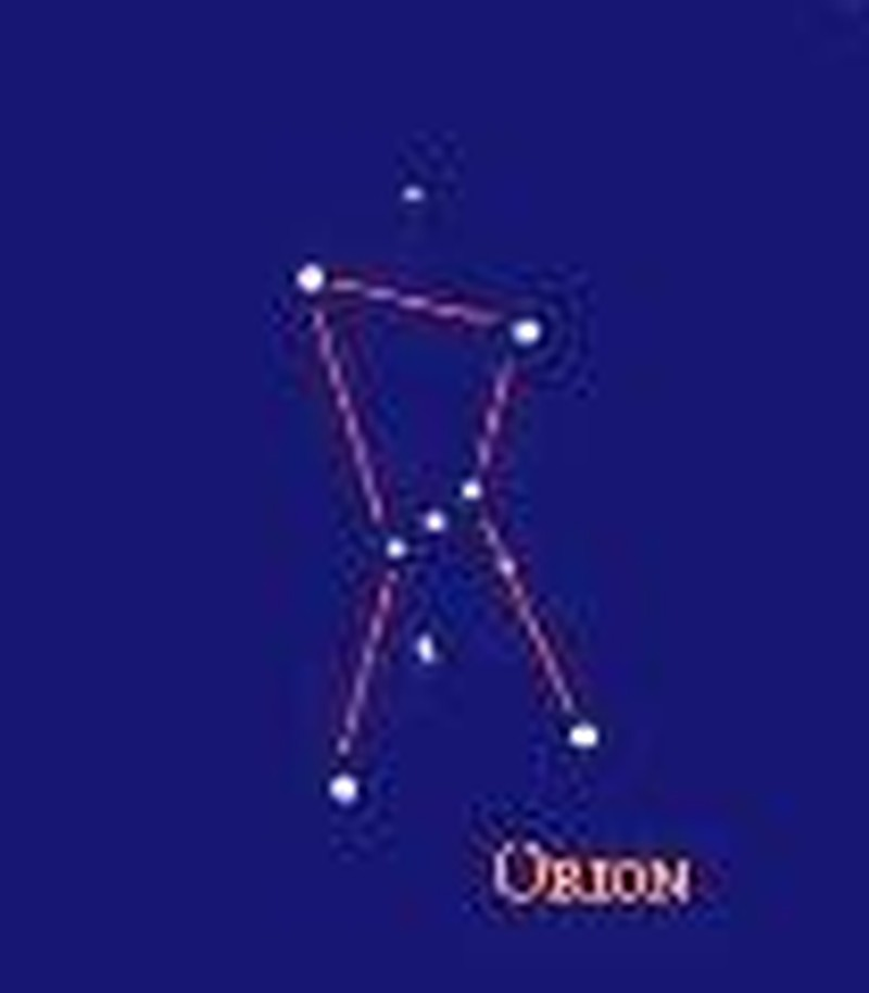 Teaching Tip: Orion is Winter's Starry Hunter