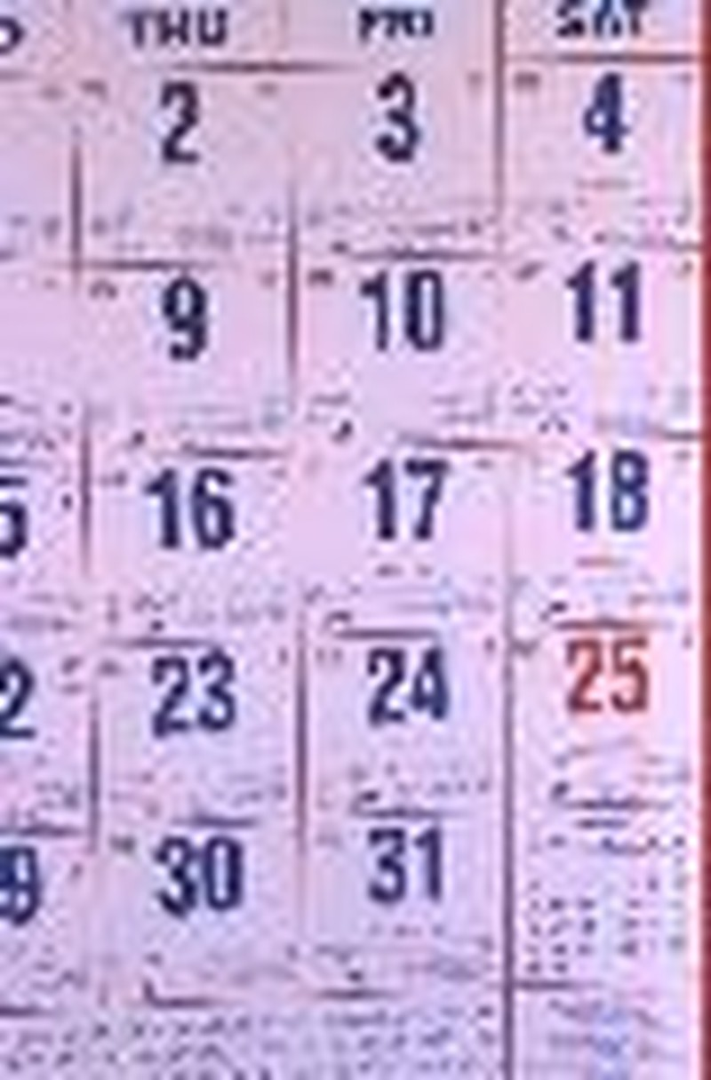 Teaching Moment:  Why is February So Short?