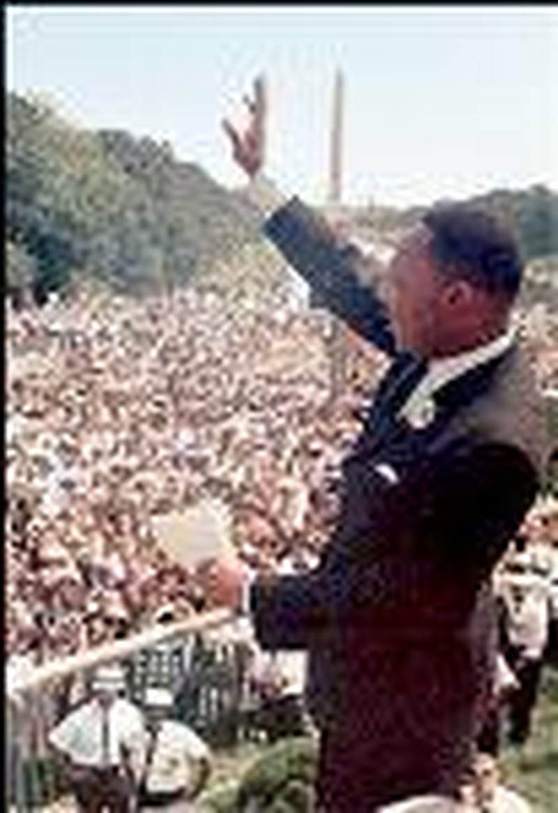 Author Says Martin Luther King, Jr's Dream is 'Undone'