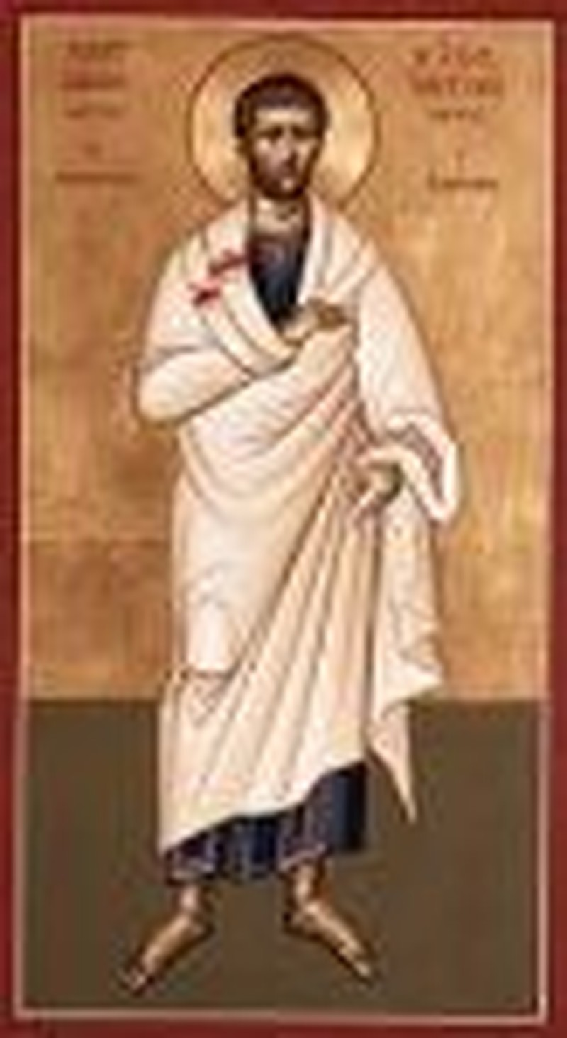 Justin Martyr: A Man for Our Season