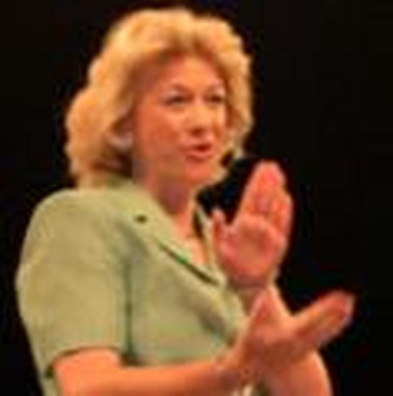 "Shuttle Disaster Widow Shares Message at ""Women of Faith"""