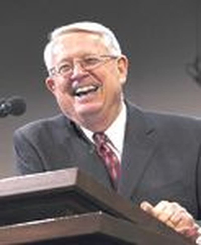 An Interview with Chuck Swindoll on 'The Tough Stuff'