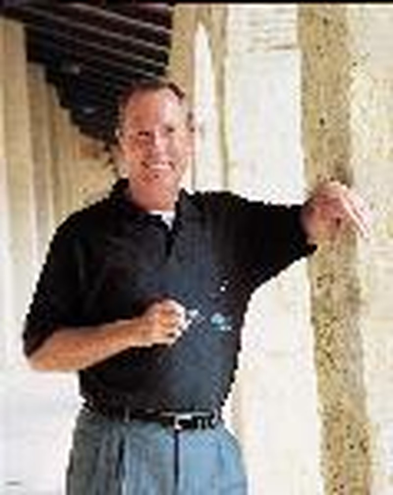 "Max Lucado Talks About Our ""Next Door Savior"""