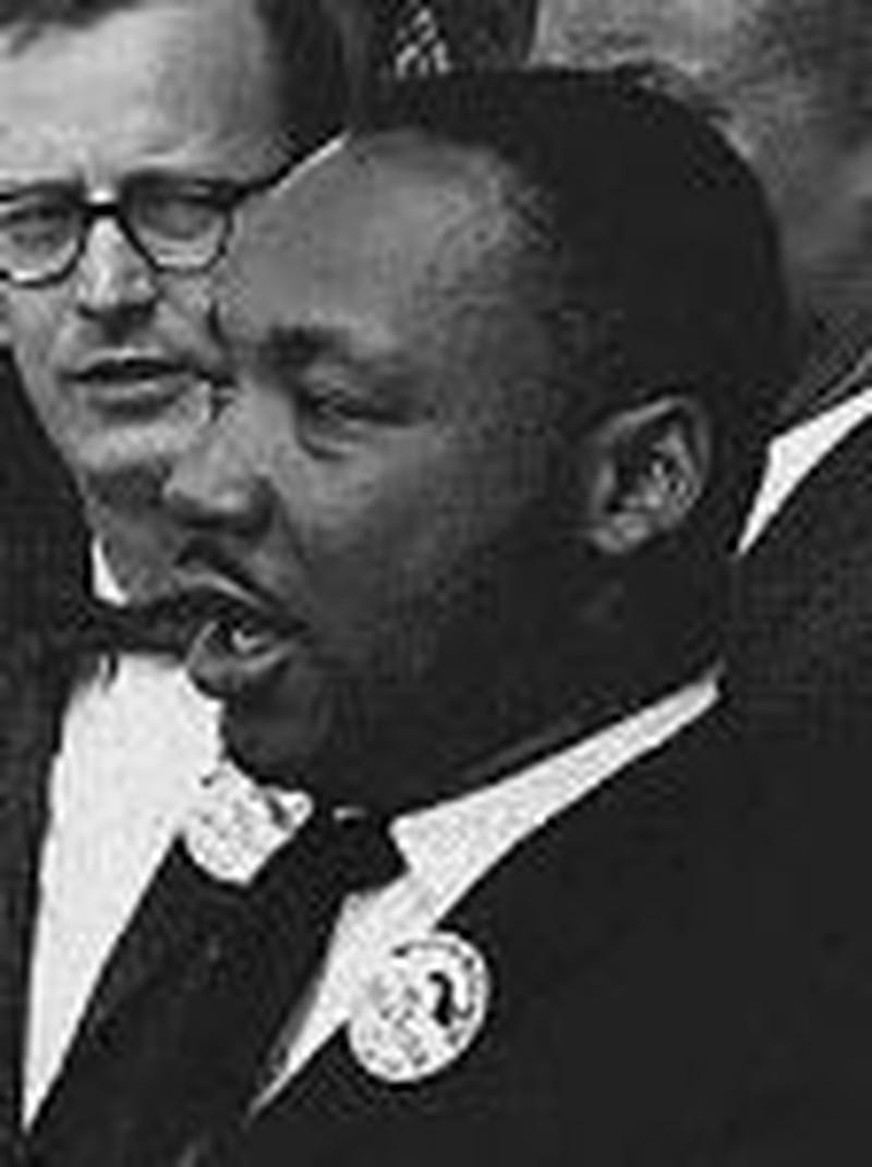 MLK Day: God's Love Strengthens Against Prejudice