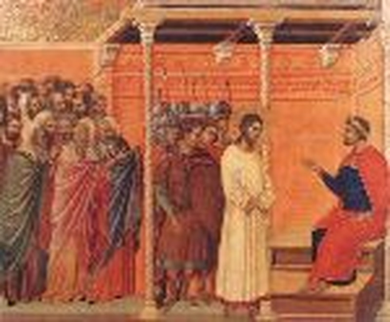 The Boomerang Effect: Pilate's Actions Return to Haunt Him