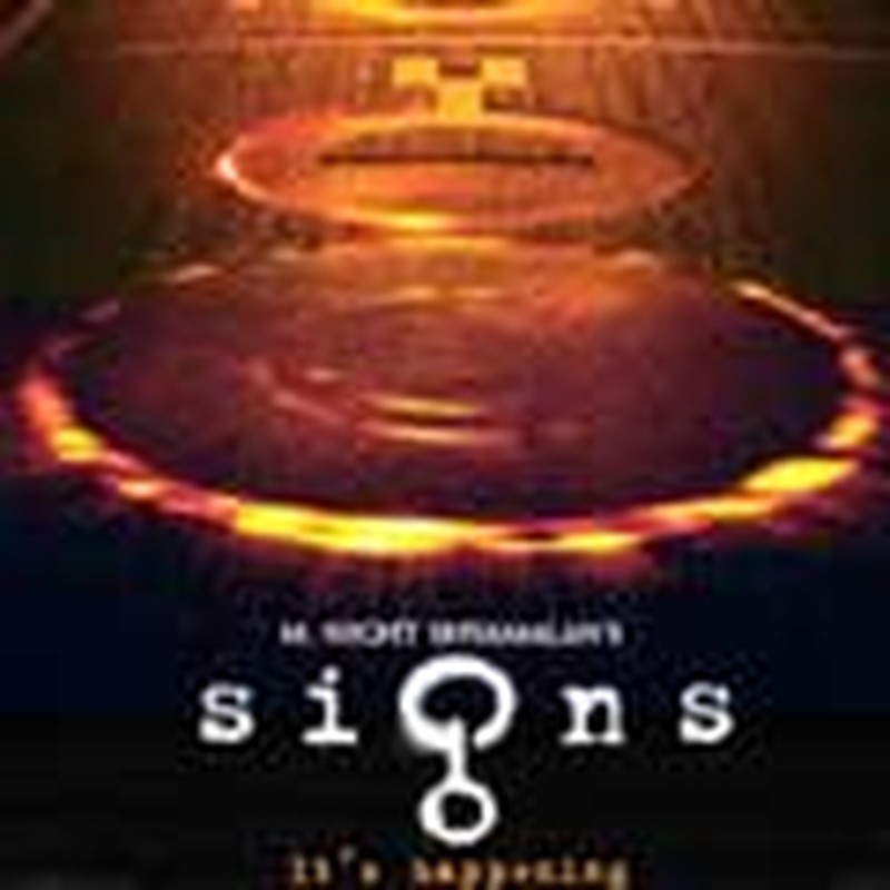 Thoughtful, Suspenseful <I>Signs</I> Is a Summer Surprise