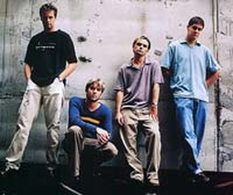 Jars of Clay and the Goat's Head Club