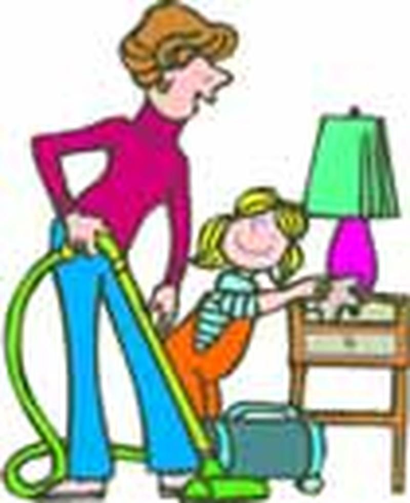 Balancing Children, Schedules, and Housework