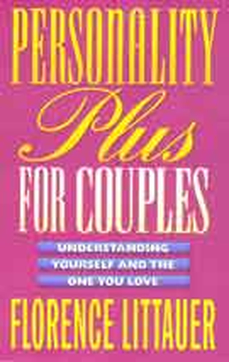 Understanding Personalities Will Help Your Marriage