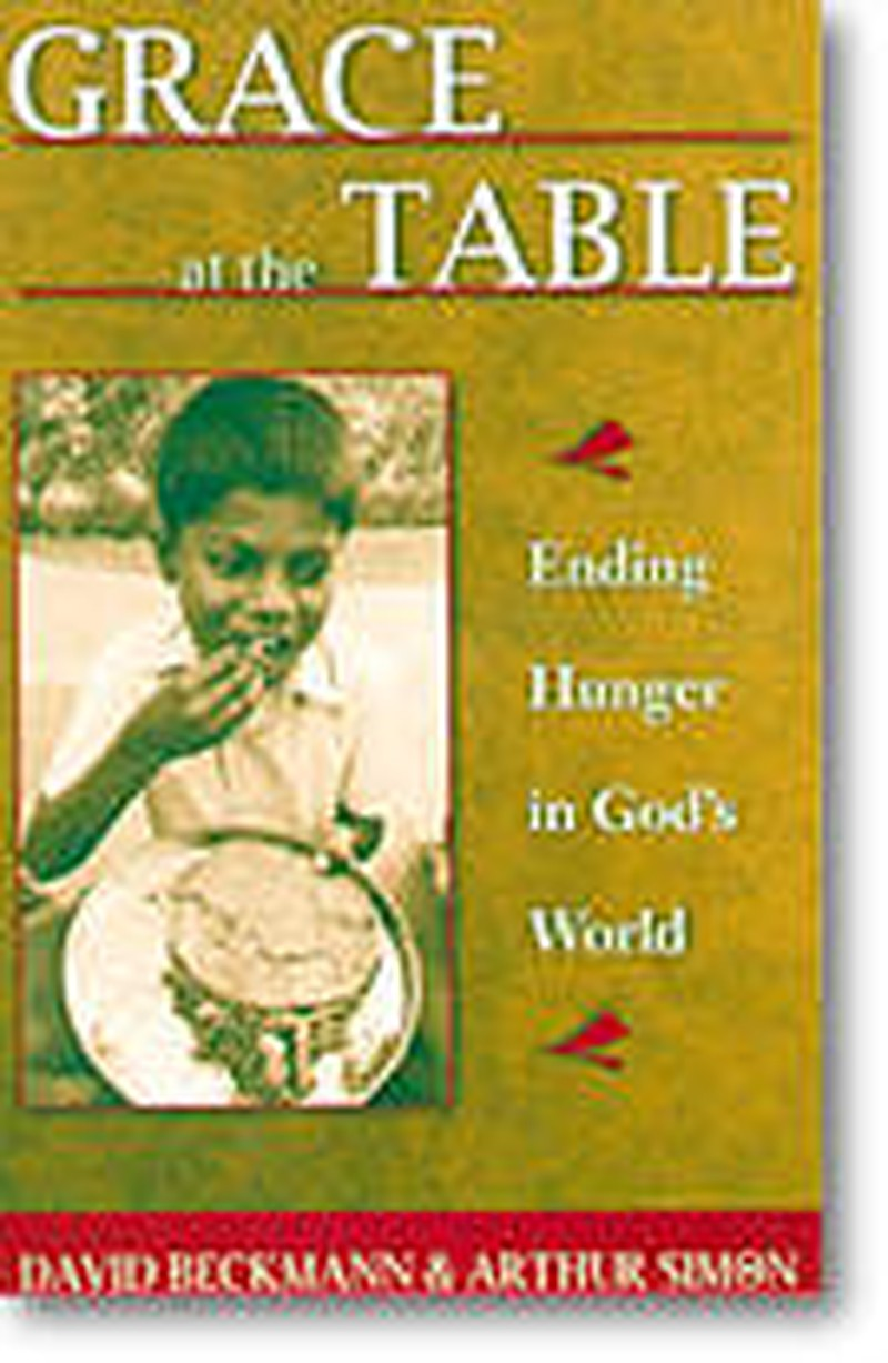 What is the church's role in ending hunger?