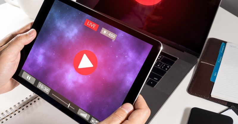 Live stream, worship in the age of the internet