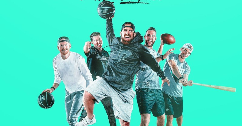 Dude Perfect movie poster, things parents should know about Dude Perfect: Backstage Pass