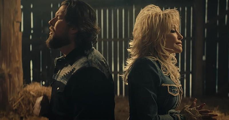 Zach Williams and Dolly Parton