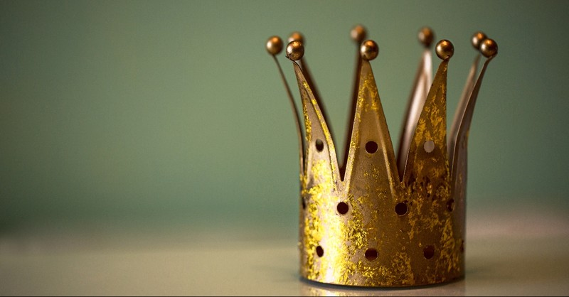 prince of peace, Prince's crown