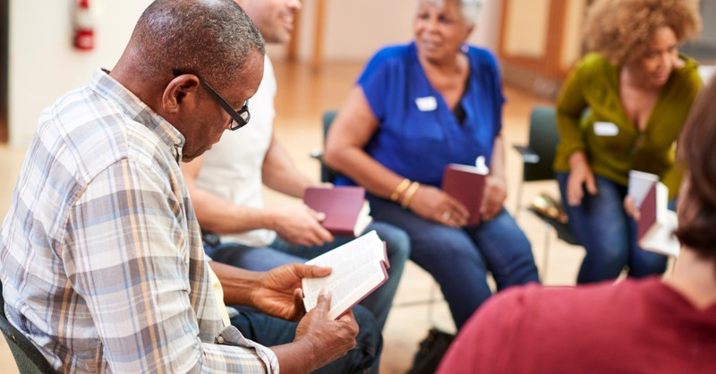 multicultural support bible study group