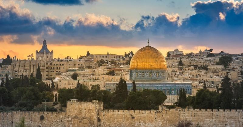 Mount Zion in Jerusalem