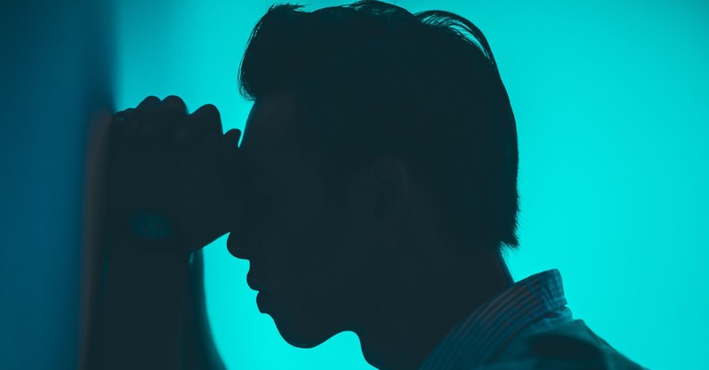 A sad man, Church offers to help as mental health struggles spike during the pandemic