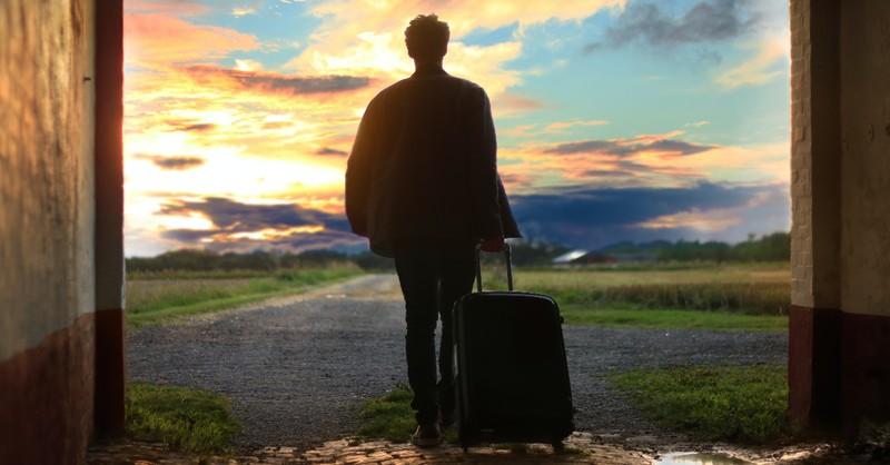 travel prayer, prayer for safe travel,
