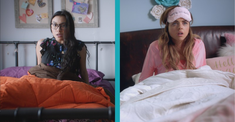 Two girls waking up in the wrong body, things parents should know about Switched