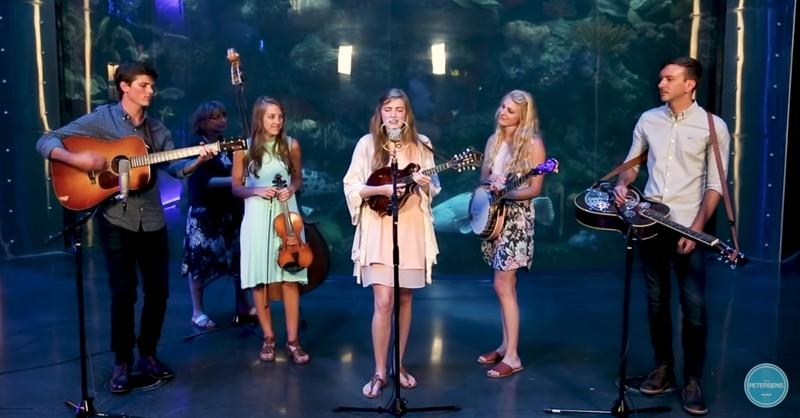 godtube-wade-in-water-bluegrass