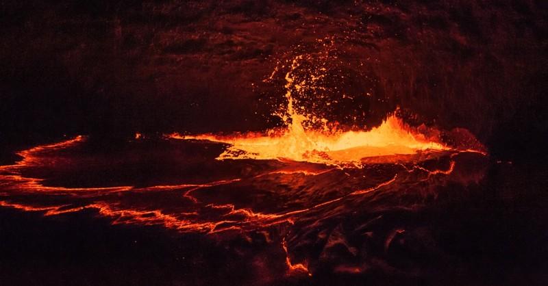burning Lake of Fire