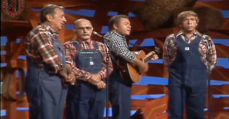 the hee haw gospel