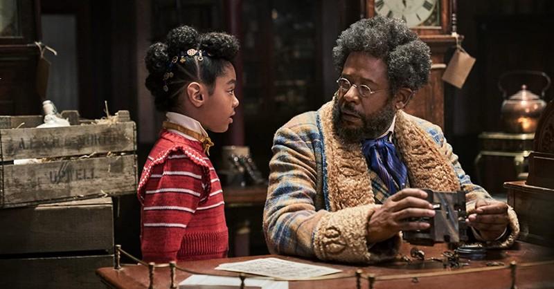 Jingle Jangle, New family films on Netflix and Disney Plus
