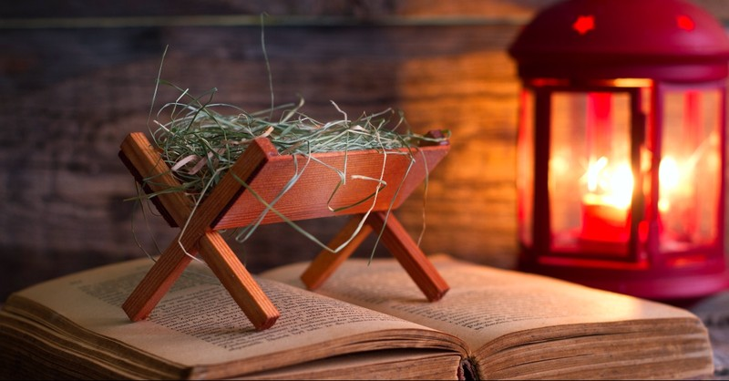 Manger on the Bible