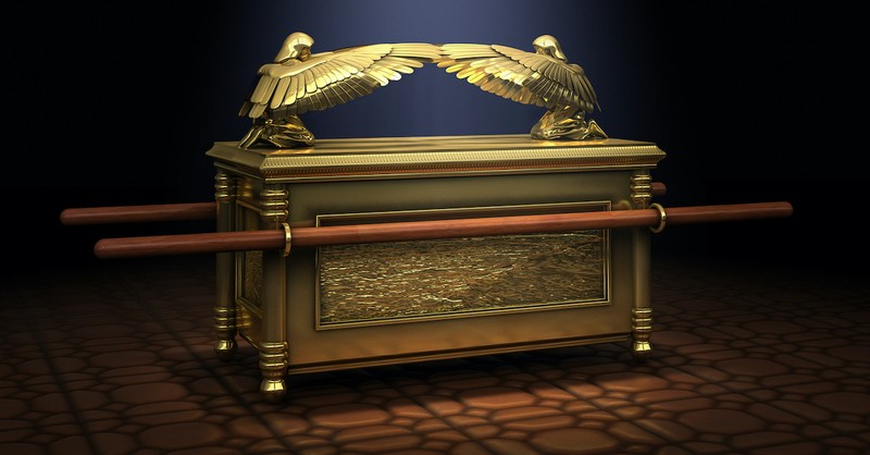 Ark of the covenant, Bible story of Ichabod