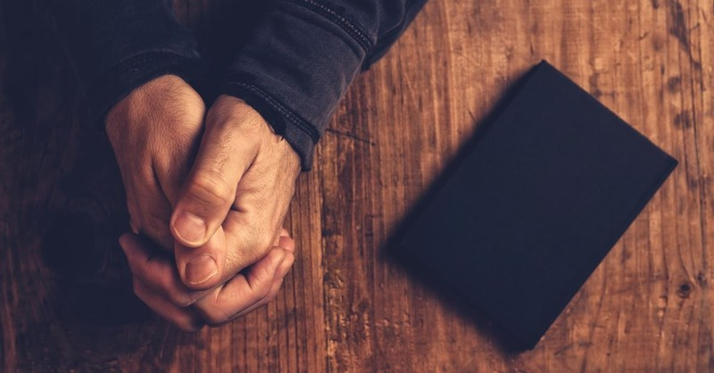 prayer for faith over fear and worry and anxiety