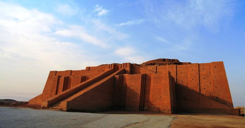 ziggurat, who was Nimrod