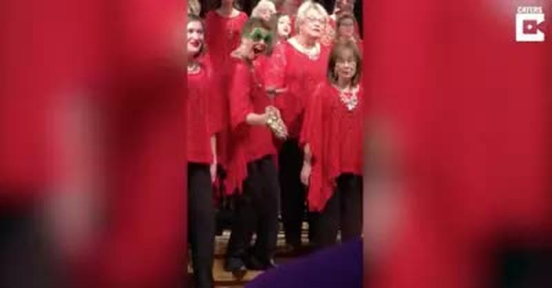 godtube-christmas choir