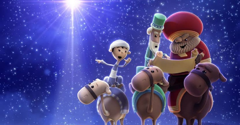 The Wise Men movie, 'The Grinch' director makes a movie about the three wise men