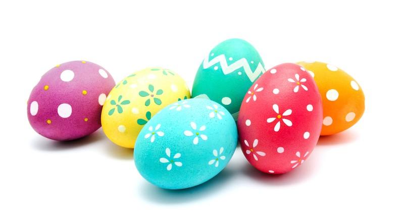 Easter eggs, Ishtar