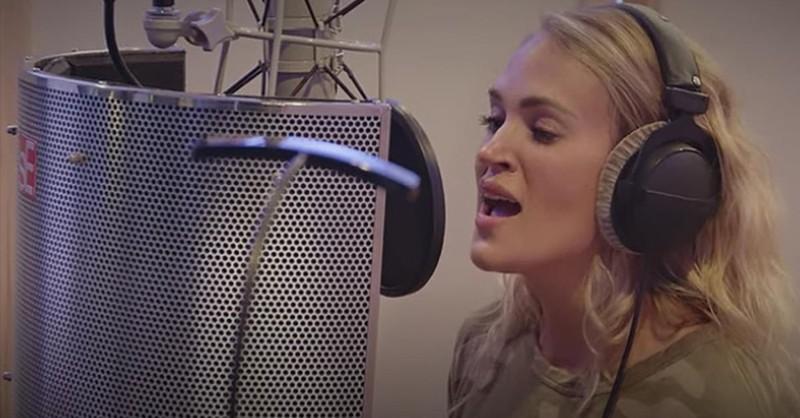 Carrie Underwood Godtube