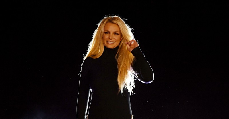 Britney Spears, Britney Spears is a person not a thing