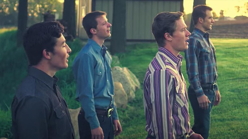 'I Believe' Redeemed Quartet Official Music Video