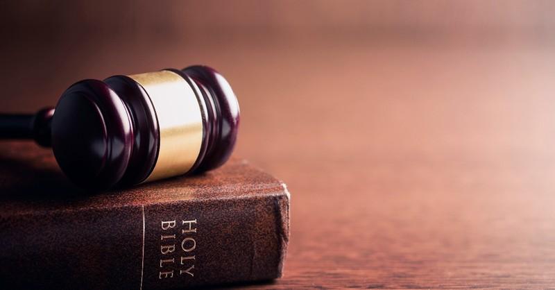 Gavel and Bible