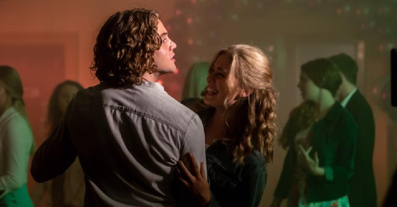 Rose Reid and Jedidiah Goodacre in 'Finding You', Things you should know about 'Finding You'