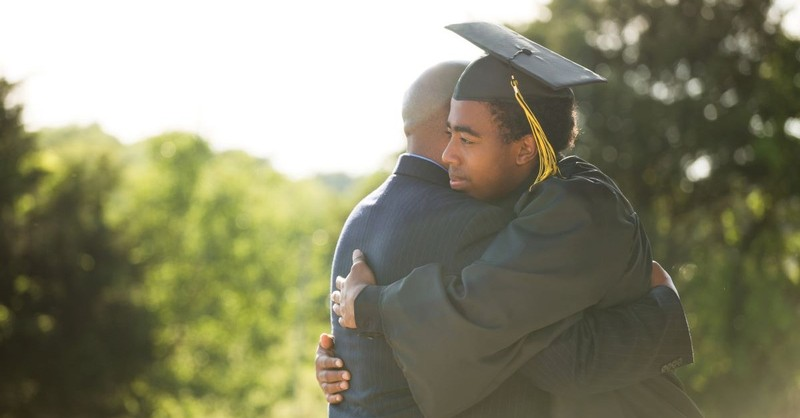 How to Be at Peace with God's Plan for Your Graduate